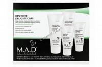 M.A.D Skincare Delicate Discovery Kit (Дорожный набор препаратов для чувствительной кожи), 4 шт - купить, цена со скидкой