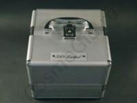3D-Lashes Professional Carrying Case Профессиональный кейс для продукции, алюм., размер 16*19*18см - купить, цена со скидкой