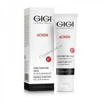 Gigi Acnon Pore purifying mask (Маска для глубокого очищения пор), 50 мл - купить, цена со скидкой