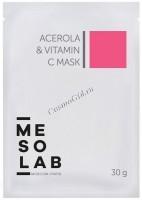 Mesolab Acerola & Vitamin C Mask (Маска альгинатная ацерола и витамин С), 30 г - купить, цена со скидкой