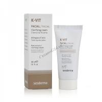 Sesderma K-vit clarifying cream (Очищающий крем), 30 мл. - купить, цена со скидкой