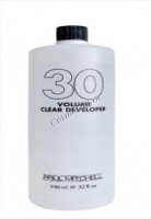 Paul Mitchell Clear Developer - Жидкий оксид-проявитель, 60 мл. - купить, цена со скидкой