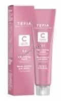 Tefia Color Creats (Крем- краска для волос с маслом монои), 60 мл -