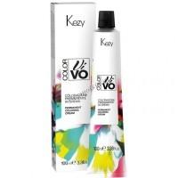 Kezy Color Vivo (Перманентная крем-краска с коллагеном и маслом крамбе), 100 мл -