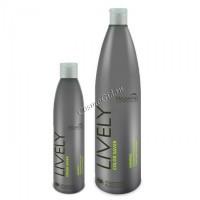 Nouvelle Lively Color Saver Shampoo (Шампунь для защиты цвета, без сульфатов и парабенов) -