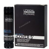 L'Oreal Professionnel Homme Cover (Гель для тонирования седины Кавер) - купить, цена со скидкой