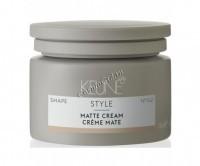 Keune Style Matte Cream (Крем матирующий), 75 мл - купить, цена со скидкой