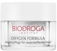 Biodroga Eye Care for sallow skin (Ревитализирующий крем-уход  за  кожей вокруг глаз) -