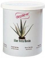 Depileve Aloe Vera Rosin Wax (Воск алоэ-вера), 800 гр - купить, цена со скидкой