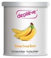 Depileve Banana cream Rosin wax (Воск банановый), 800 гр - купить, цена со скидкой