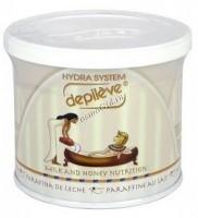 Depileve Milk&Honey Facial Paraffin (Парафин для лица «молоко с медом»), 450 гр. - купить, цена со скидкой