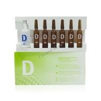 Dermophisiologique XtraTone Phials (Ампулы с укрепляющим эффектом), 6шт. по 5 мл  - купить, цена со скидкой