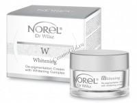 Norel Dr. Wilsz De-pigmentation cream with whitening complex (Крем для кожи с гиперпигментацией) - купить, цена со скидкой