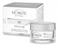 Norel Dr. Wilsz De-pigmentation cream with whitening complex (Крем для кожи с гиперпигментацией) -