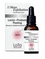 MesoExfoliation Lactic-probiotic peeling (Молочно – пробиотический пилинг), 30 мл. -