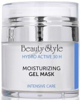 Beauty Style Hydro Active 30 H Moisturizing gel mask (Увлажняющая маска-желе) - купить, цена со скидкой