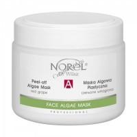 Norel Dr. Wilsz Peel-off algae mask anti-age with red grapes (Увлажняющая, восстанавливающая антивозрастная альгинатная маска с красным виноградом), 250 мл - купить, цена со скидкой
