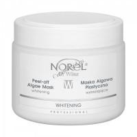 Norel Dr. Wilsz Peel-off algae mask whitening (Осветляющая альгинатная маска с экстрактом камнеломки и маслом виноградных косточек), 250 мл - купить, цена со скидкой
