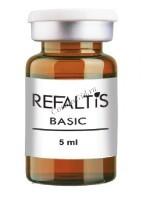 Refaltis Basic (Универсальный биоревитализант), 6 мг/мл, 5 мл - купить, цена со скидкой