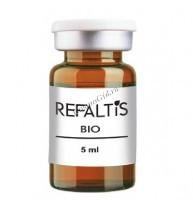 Refaltis Bio (Биоревитализант с выраженным антиоксидантным, увлажняющим и регенеративным действием), 9 мг/мл, 5 мл - купить, цена со скидкой