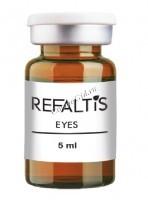 Refaltis Eyes (Биорепарант для коррекции возрастных изменений кожи периорбитальной зоны), 7 мг/мл, 5 мл - купить, цена со скидкой