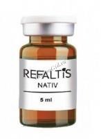 Refaltis Nativ (Биоревитализант для экспресс-гидратации кожи), 4 мг/мл, 5 мл -