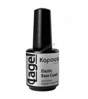 """Kapous Эластичное базовое покрытие """"Elastic Base Coat"""" """"Lagel"""", 15 мл - купить, цена со скидкой"""