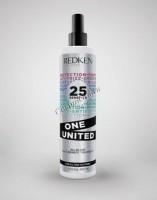Redken One United Elixir (Мультифункциональный спрей с 25 полезными свойствами), 400 мл - купить, цена со скидкой