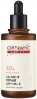 Cell Fusion C Salmon Repair ampoule (Сыворотка высококонцентрированная для зрелой кожи), 100 мл - купить, цена со скидкой