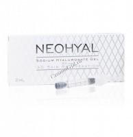 Neohyal Medium (Биоревитализант 2%), 20 мг/мл, 2 мл - купить, цена со скидкой