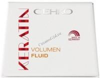 Cehko Keratin Volumen Hair Fluid (Флюид с кератином для объема тонких волос), 7x10 мл - купить, цена со скидкой