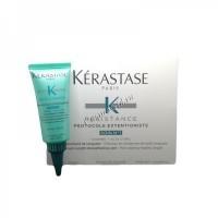 Kerastase Resistance Extentioniste Soin №1 (Суан 1 – уход для восстановления волос Экстенционист), 10 амп. по 20 мл - купить, цена со скидкой