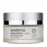 Sesderma Acglicolic Сlassic Nourishing cream (Крем питательный с гликолевой кислотой), 50 мл - купить, цена со скидкой