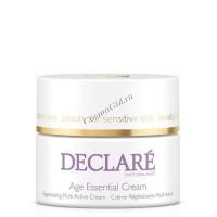 Declare Age Control Age Essential Cream (Регенерирующий крем для лица комплексного действия) - купить, цена со скидкой
