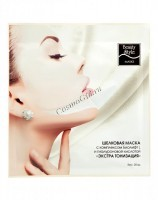 Beauty Style Шелковая маска «Экстра тонизация» с комрлексом Биолифт L и гиалуроновой кислотой,10 шт - купить, цена со скидкой