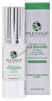 Pleyana Moisturizing Eye Radiance Cream with Lymphatic Drainage Complex (Крем-сияние для контура глаз увлажняющий с Лимфодренажным комплексом), 30 мл - купить, цена со скидкой