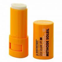 La biosthetique skin care methode soleil stick solaire spf-30 (Водостойкий стик для интенсивной защиты чувтвительной кожи губ, глаз, носа, ушей), 1 шт - купить, цена со скидкой