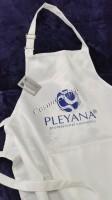 Pleyana (Фартук для косметолога с логотипом), 70x70 см -