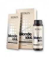 Redken Blonde Idol Blue Oil Lightener (Масляная система осветления до 7 уровней поднятия тона). - купить, цена со скидкой