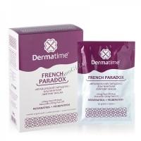 Dermatime French Paradox Lifting Peel-Off Mask (Французский парадокс альгинатная лифтинг-маска), 5 шт по 30 гр - купить, цена со скидкой