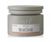 Keune Style Brilliantine Gel (Гель бриллиантин), 75 мл - купить, цена со скидкой