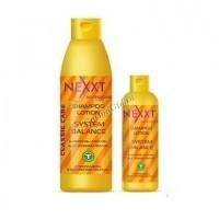 Nexxt Shampoo-Lotion System Balance (Шампунь-лосьон для жирных волос) -
