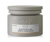 Keune Style Sculpting Clay (Глина скульптурирующая) -