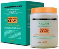 GUAM / Маска антицеллюлитная с охлаждающим эффектом FANGHI D`ALGA - купить, цена со скидкой
