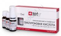 Tete Cosmeceutical Сыворотка гиалуроновая кислота + микроводоросль, 3*10 мл - купить, цена со скидкой