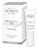 Norel Dr. Wilsz Whitening Spot discoloration corrector (Крем-корректор против пигментных пятен), 15 мл - купить, цена со скидкой