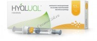 Hyalual Гиалуаль 1,1% (Инъекционный препарат) -