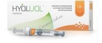 Hyalual Гиалуаль 1,8% (Инъекционный препарат) -