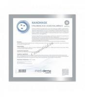 Sesderma/Mediderma Nanomask hyaluronic acid (Биомаска с гиалуроновой кислотой), 1 шт. - купить, цена со скидкой