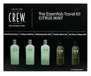 "American Crew Набор средств ""Citrus mint essential kit"" (Набор ""Цитрус и мята), 5 препаратов. - купить, цена со скидкой"